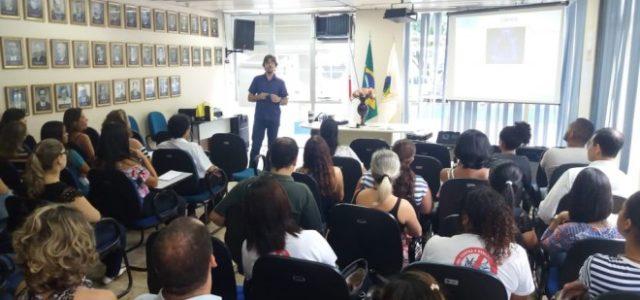 Servidores da Prefeitura da Itabira participaram de uma palestra vivencial ministrada pelo psicólogo Gandhi Trópia nos dias 9 e 11 de abril, no auditório do Paço Municipal. Com o tema […]