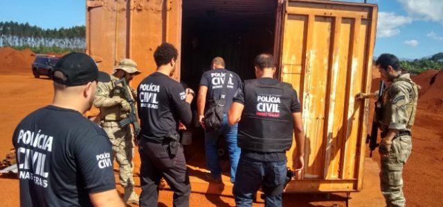 O ex-secretário de meio ambiente da prefeitura de Barão de Cocais, na Região Central, foi preso na quinta-feira (23) em uma operação para combater a extração ilegal de minério. De […]
