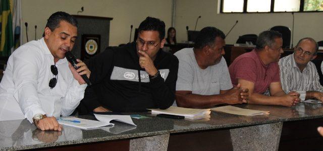 A reunião das Comissões Temáticas da Câmara aconteceu na segunda-feira (24), devido ao feriado do dia 20 de junho de 2019 (quinta-feira). Os vereadores liberaram dois projetos para votação na […]