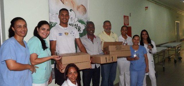 Doações de leite humano continuam sendo necessárias A Unidade Materno Infantil do Hospital Nossa Senhora das Dores (UMI-HNSD) recebeu a doação de 120 frascos para armazenamento de leite materno do […]