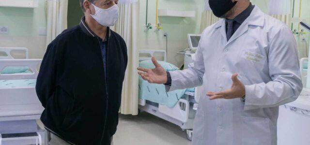O prefeito Ronaldo Magalhães esteve no Hospital Nossa Senhora das Dores (HNSD), na manhã de terça-feira (4), para entregar 15 novos leitos da nova estrutura da Unidade de Terapia Intensiva […]